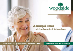 Woodside Care Home Web Brochure